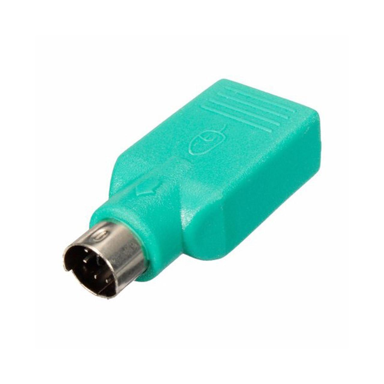 تبدیل موس USB به PS2