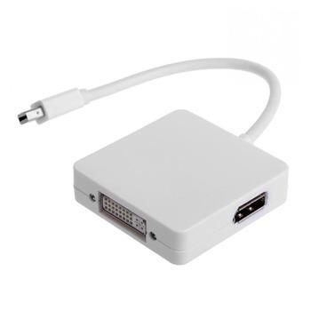 تبدیل Mini DisplayPort به HDMI و DVI و DisplayPort