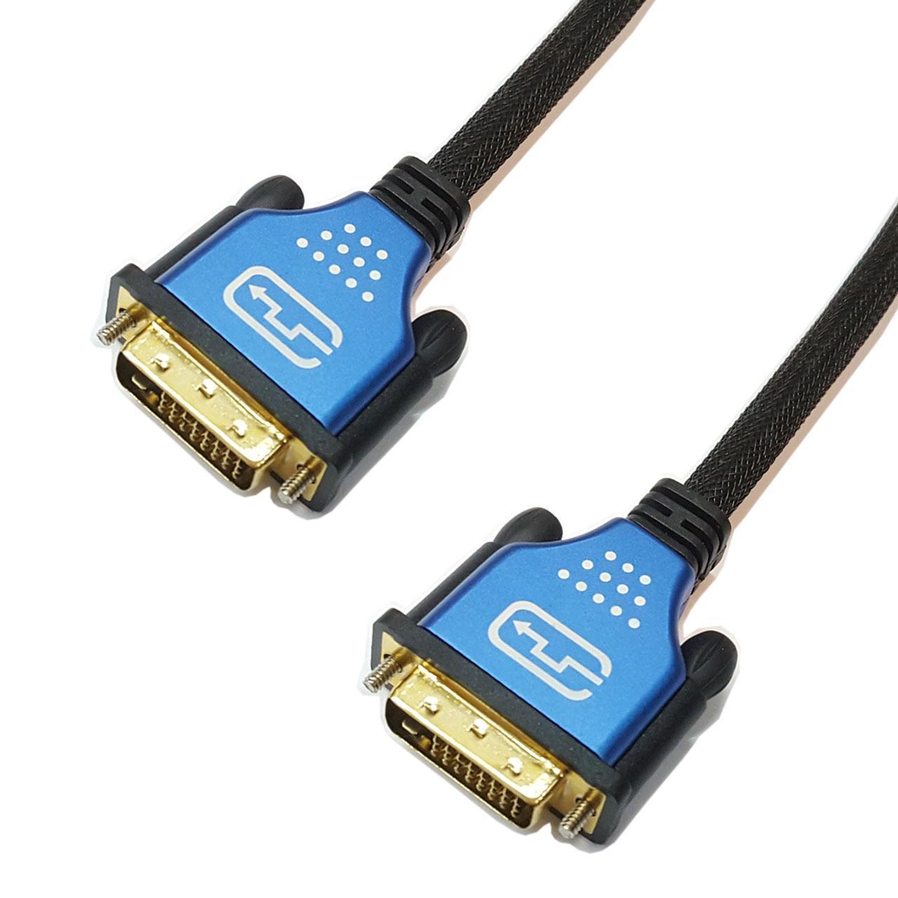 کابل DVI-D Dual link برند زیکو