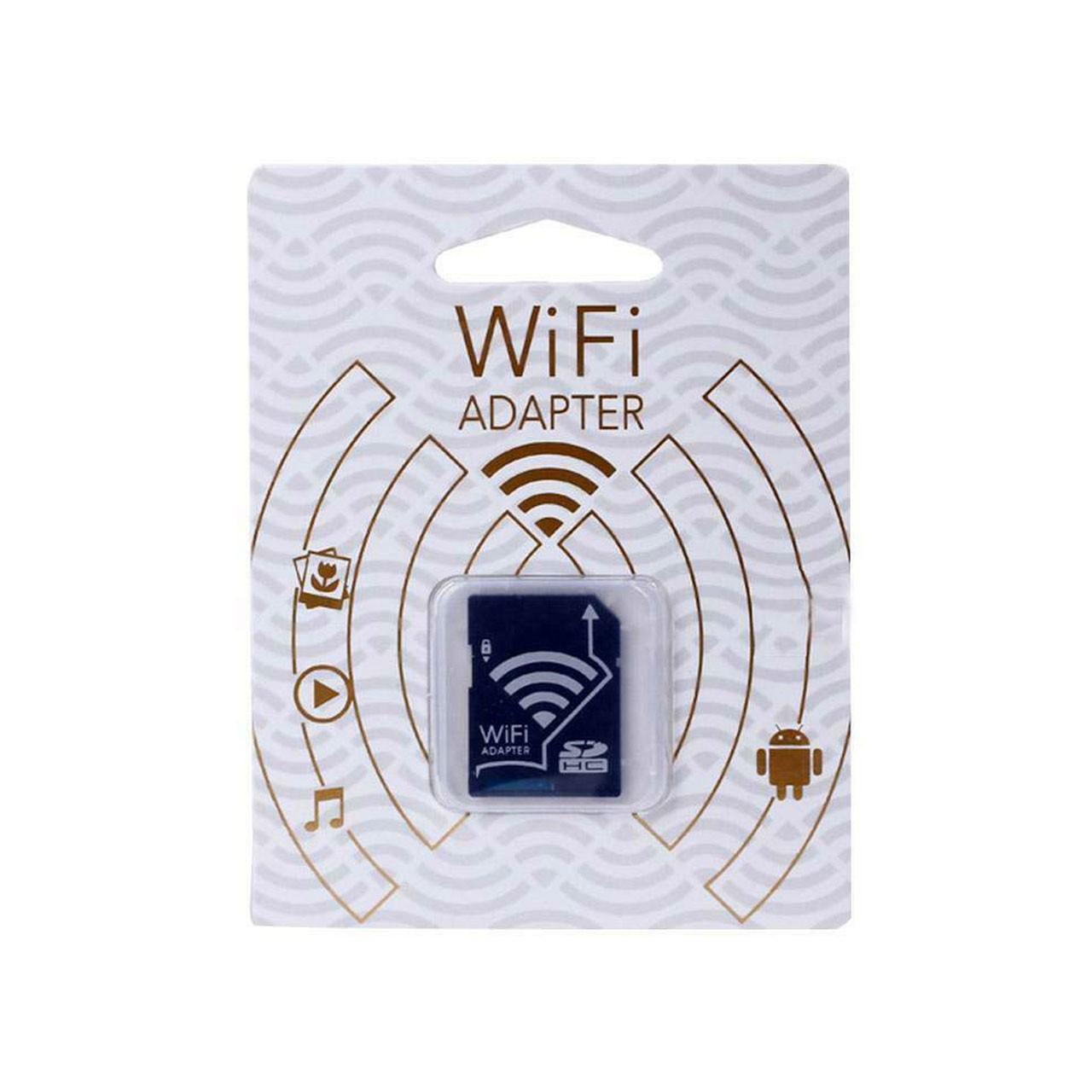 تبدیل مموری به WIFI