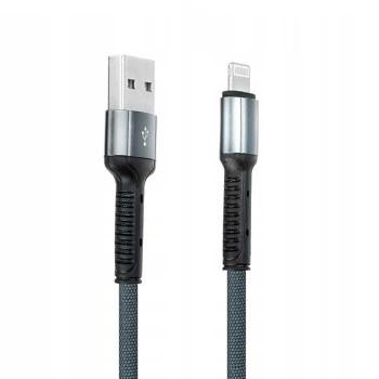 کابل تبدیل USB به لایتنینگ آیفون برند LDNIO مدل LS63