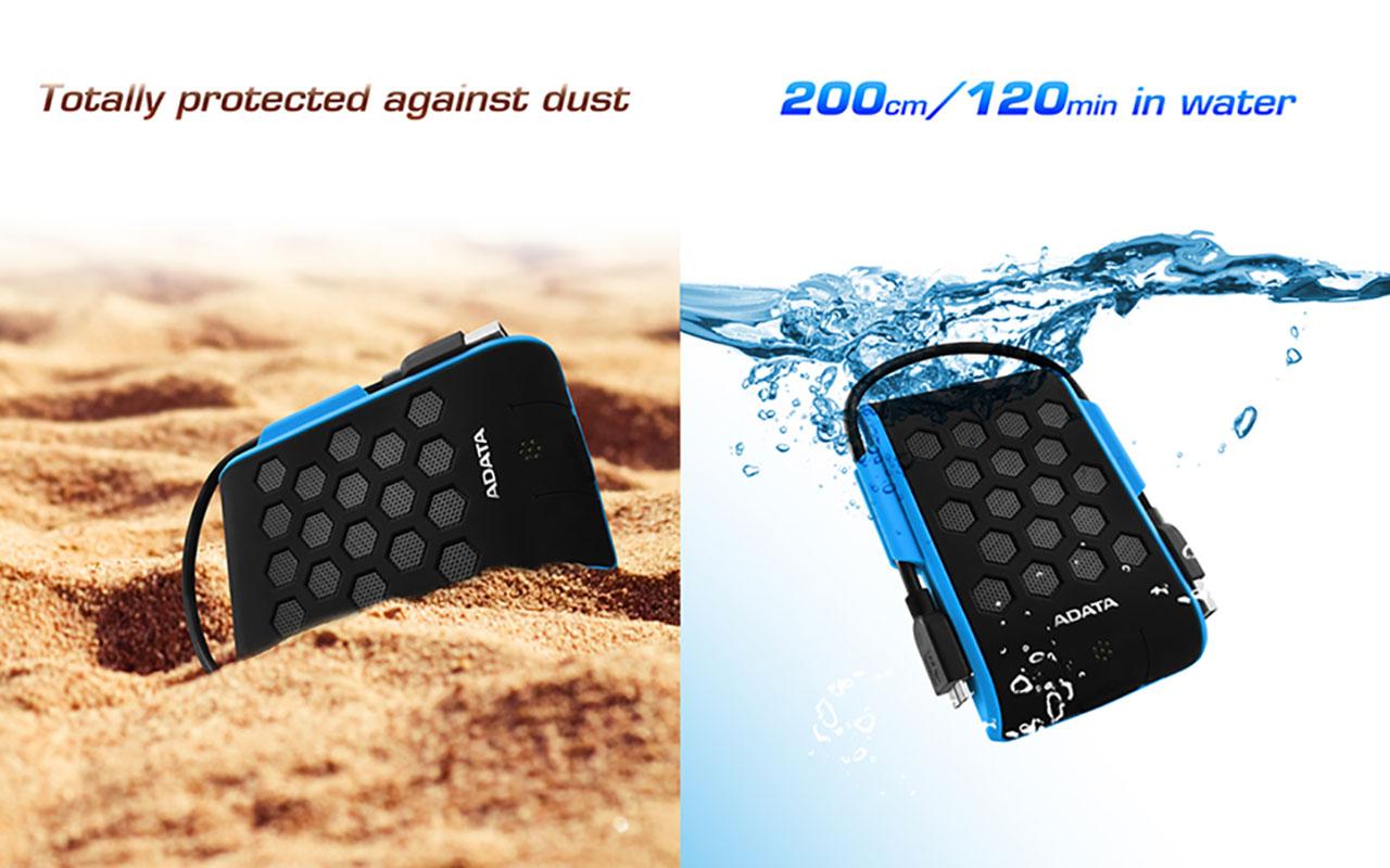 ADATA 2TB External Hard Drive (HDD) HD720