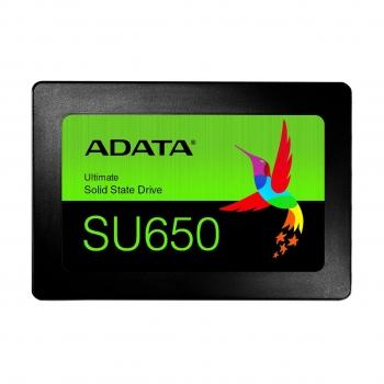 حافظه SSD برند ADATA مدل SU650 ظرفیت 120GB