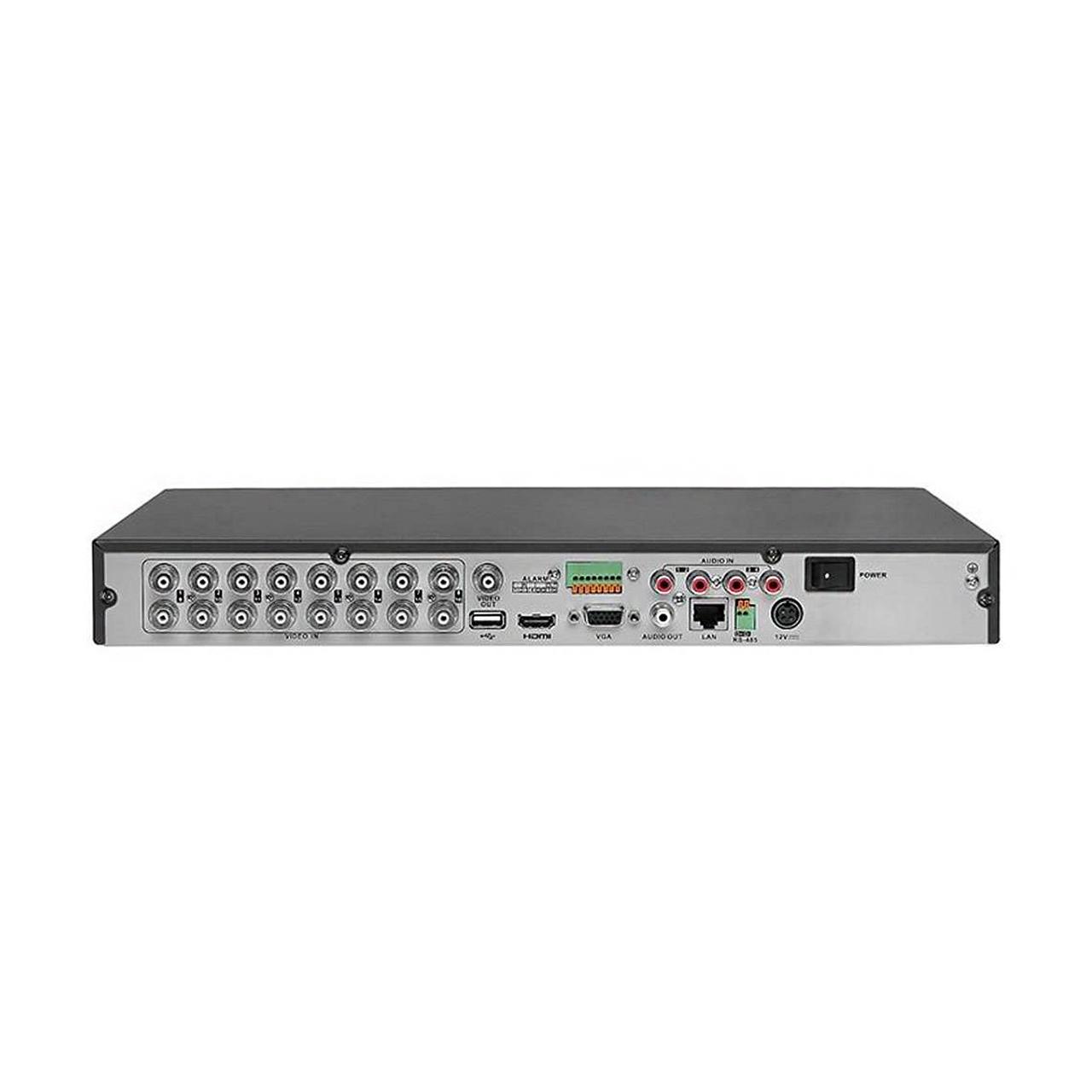 ضبط کننده دی وی ار 4 کانال مدل DS-7204HTHI-K1 برند Hikvision
