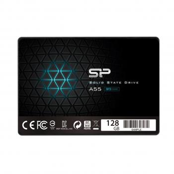 حافظه SSD برند Silicon Power مدل A55 ظرفیت 128GB