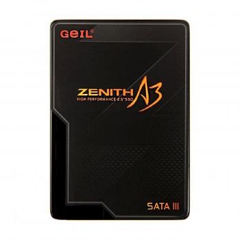 حافظه SSD برند Geil مدل Zenith A3 ظرفیت 60GB