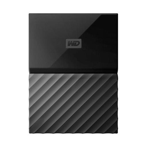 هارد اکسترنال برند Western Digital مدل My Passport WDBYNN0010B ظرفیت 1TB