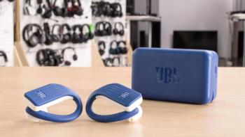 JBL Endurance Peak True Wireless Sport headphones