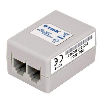 اسپلیتر و نویزگیر مودم ADSL - برند D-Link مدل DSL-30CF