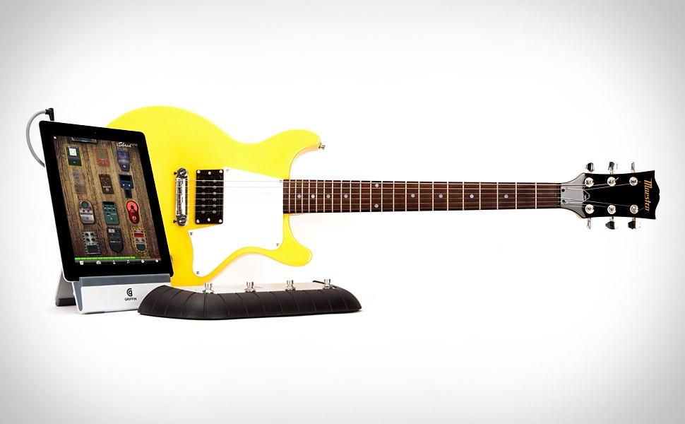 رابط اتصال گیتار به آیفون