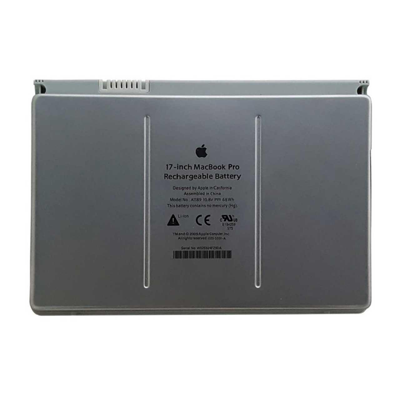 باتری لپ تاپ Apple A1189-A1151-A1212-A1229-A1261