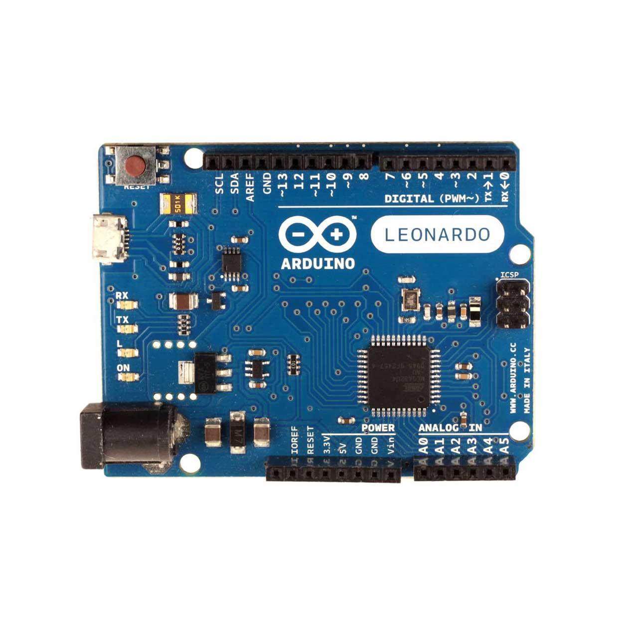 برد Arduino Leonardo