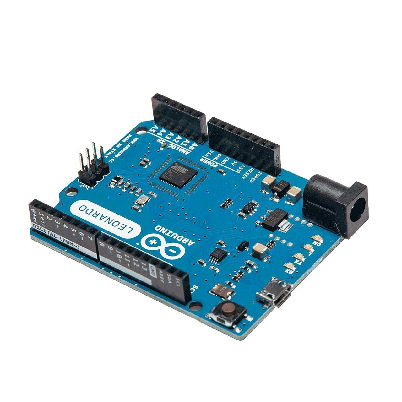 برد Arduino مدل Leonardo