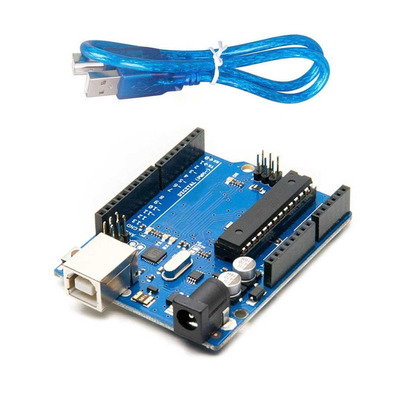 برد Arduino UNO R3