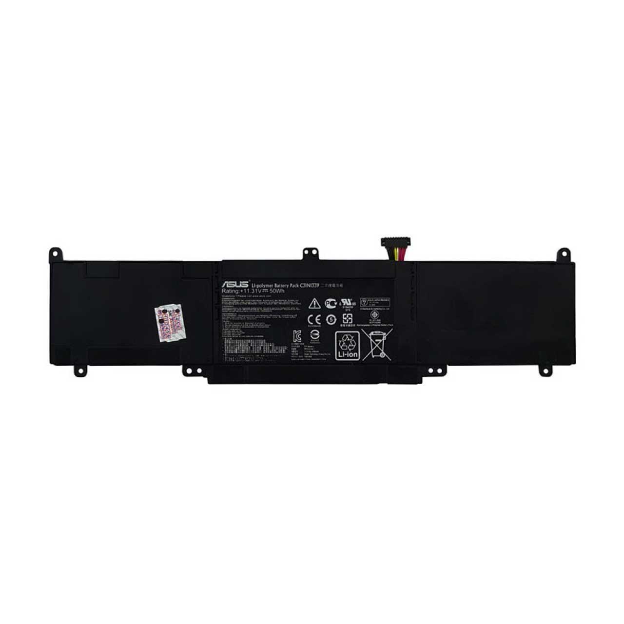 باتری لپ تاپ ASUS ZenBook UX303L
