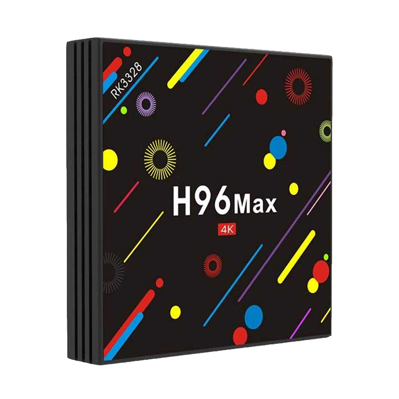 مینی کامپیوتر اندروید H96 MAX 4K سری H2