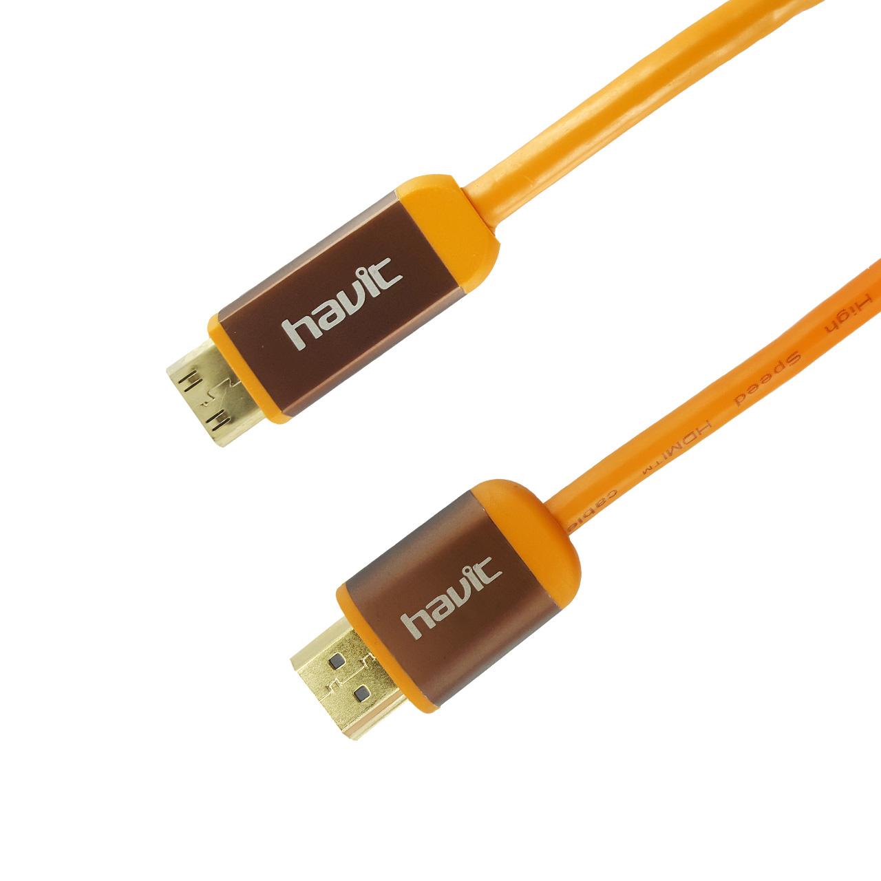 کابل MINI HDMI به HDMI برند ZICO