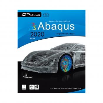 نرم افزار DS SIMULIA Suite 2020 64-bit