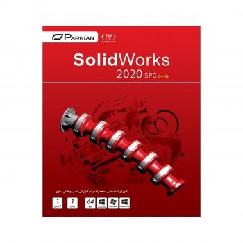 نرم افزار Solidworks Premium 2020 SP0 64-bit