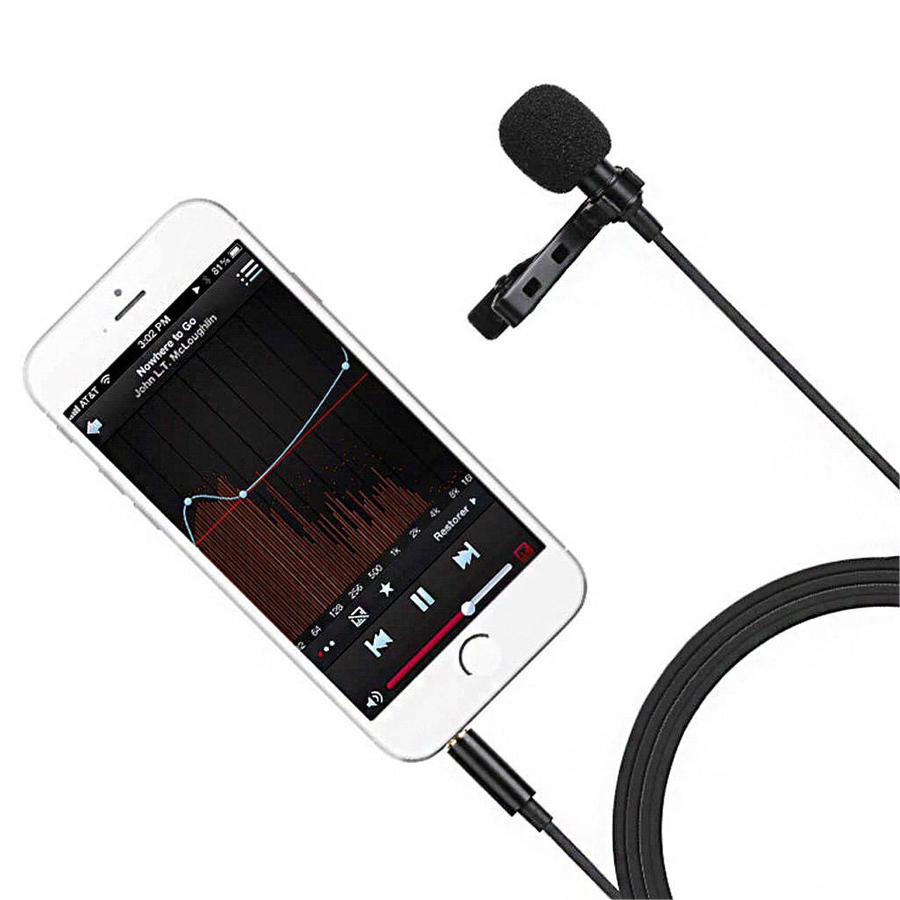 Lavalier JH-043 Microphone