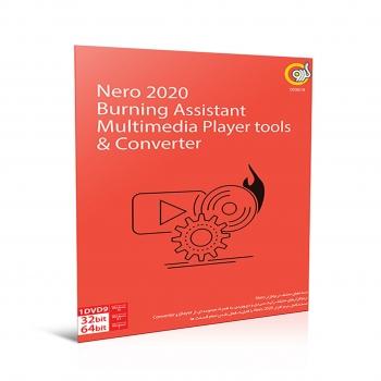 نرم افزار Nero 2020 Burning Assistant Multimedia Player Tools & Converter