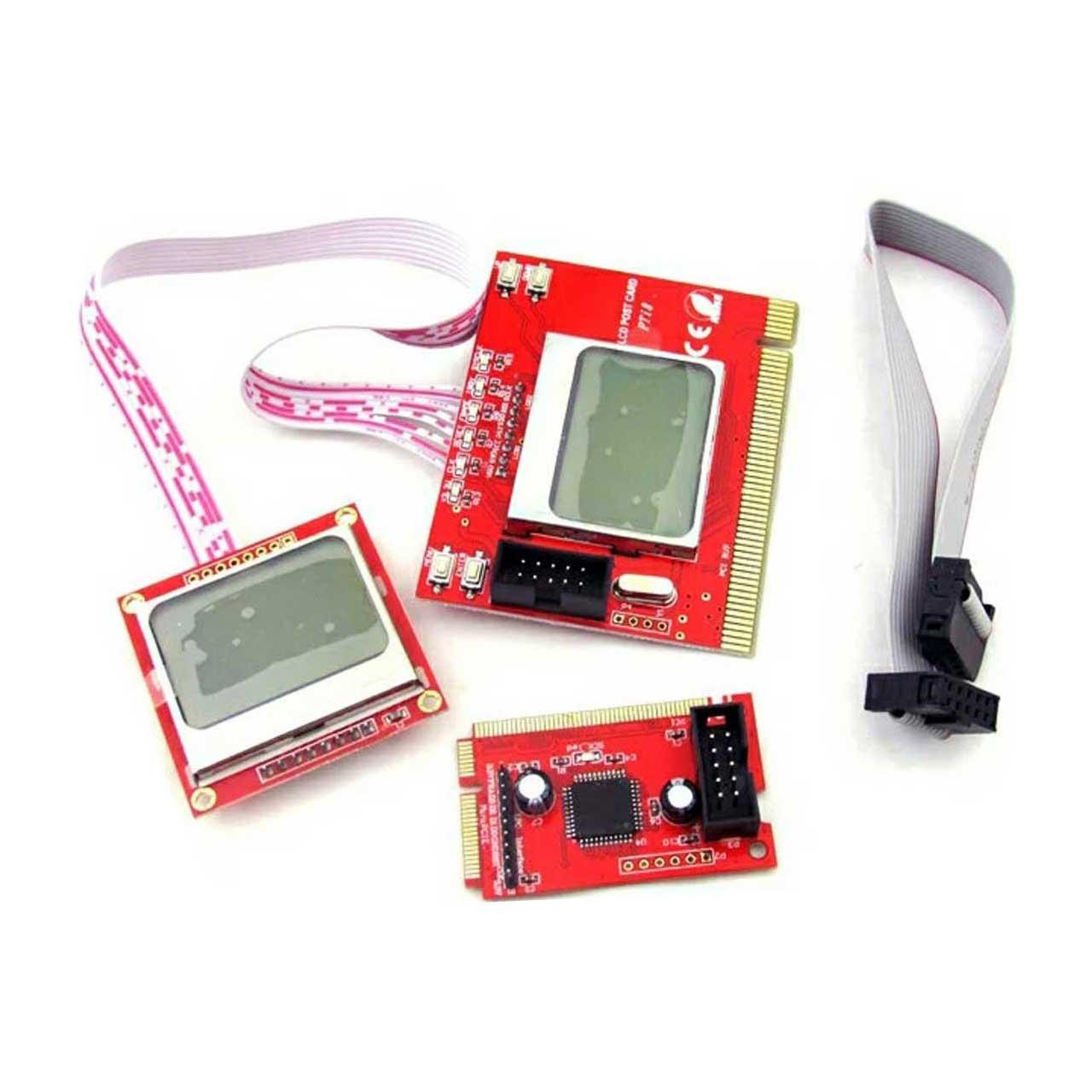 دیباگر لپ تاپ و PC با نمایشگر LCD