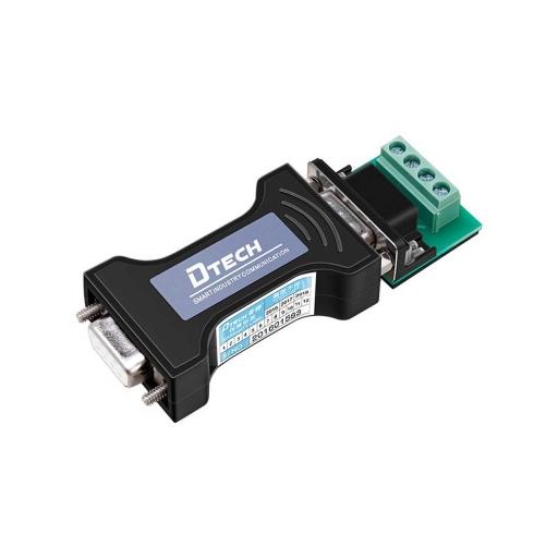 مبدل RS232 به RS485 برند DTECH مدل DT-9000