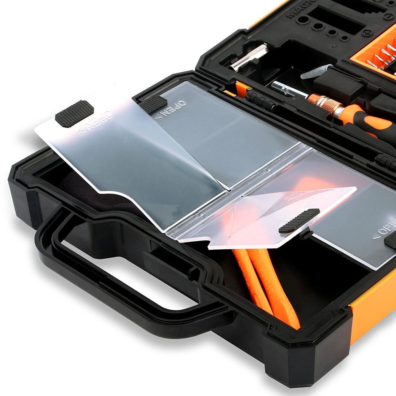 ست پیچ گوشتی ابزار تعمیر موبایل ، لپ تاپ و هارد