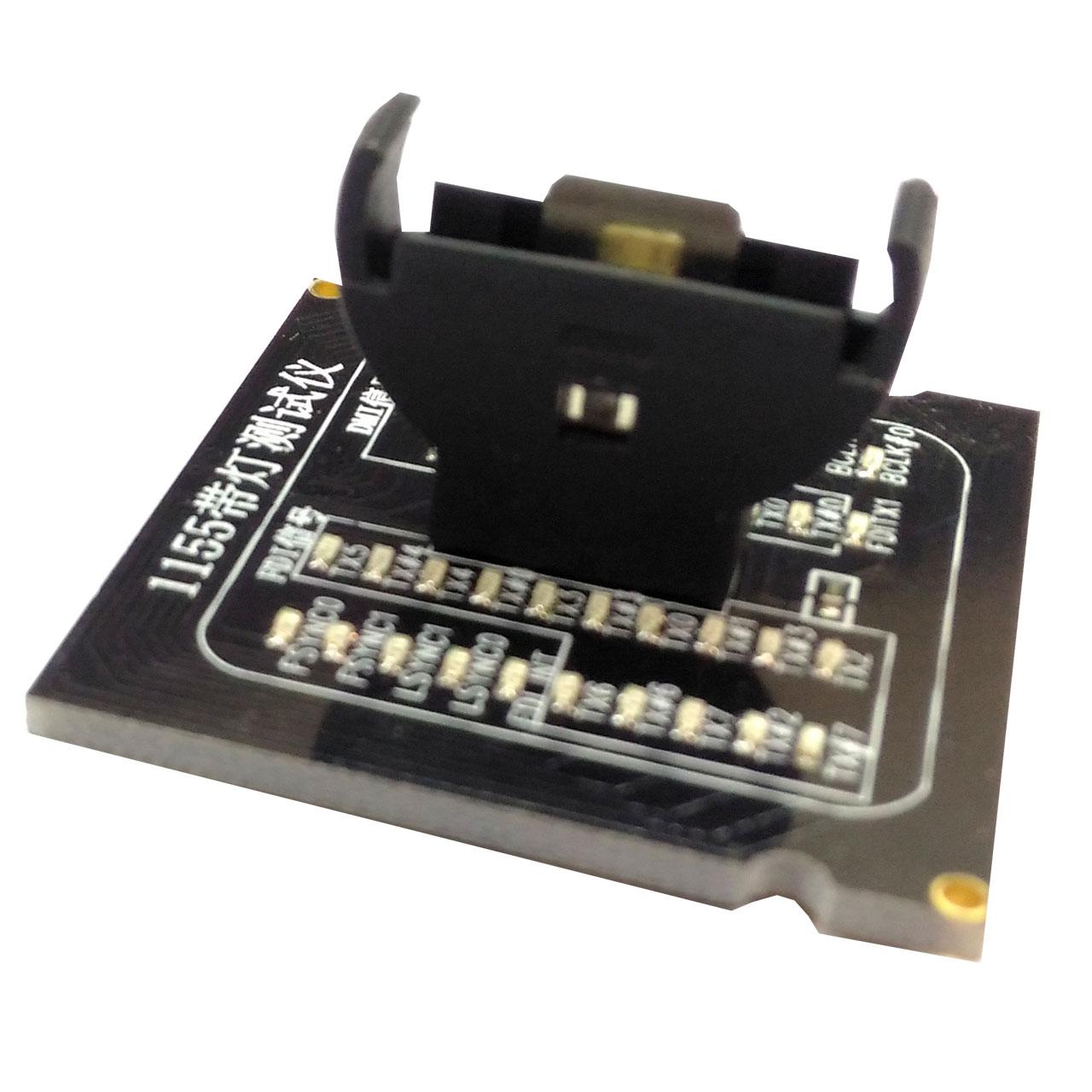 تستر اسلت CPU LGA 1155