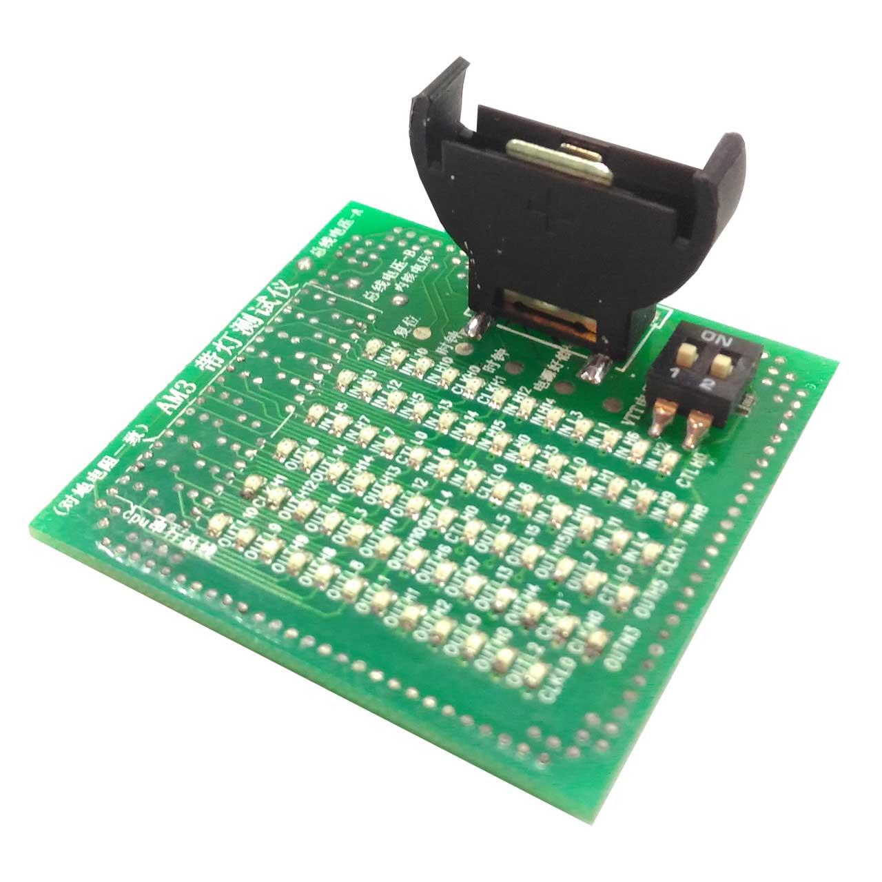 تستر اسلت CPU LGA AM3