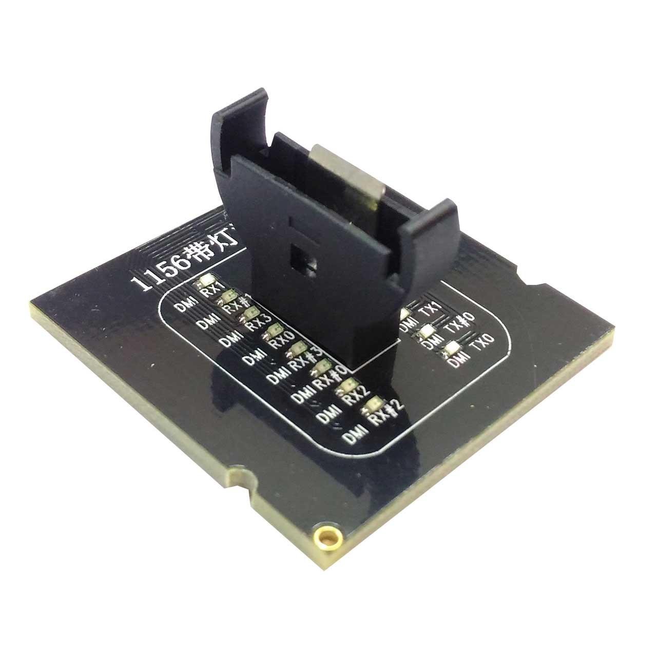 تستر اسلت CPU LGA 1156