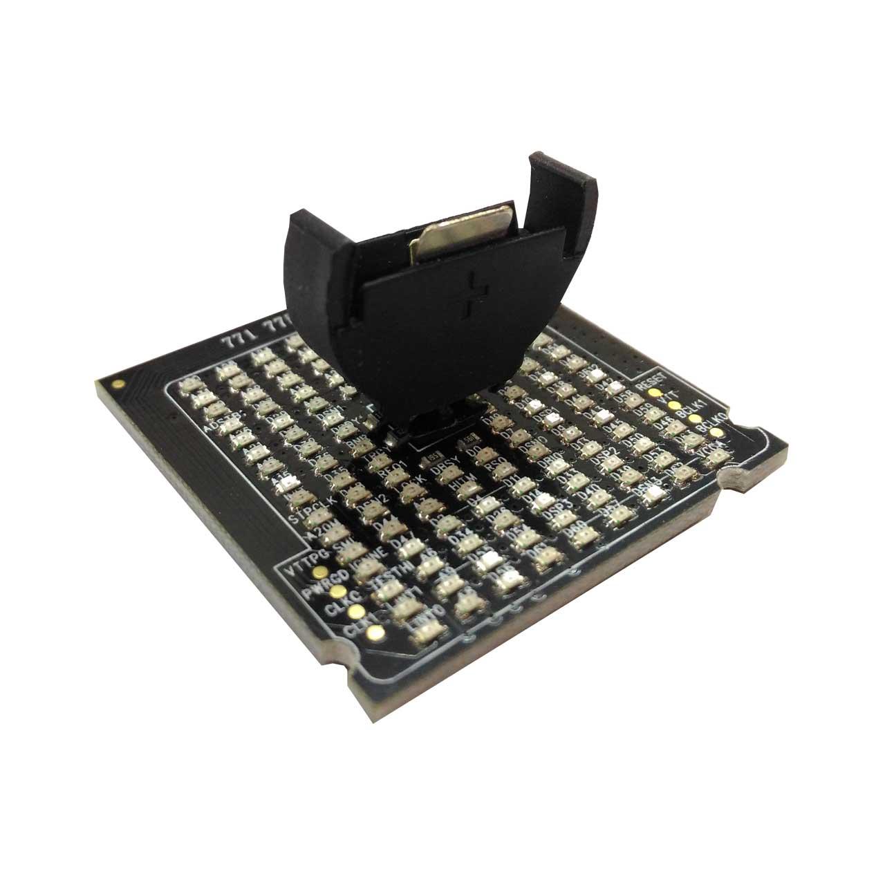 تستر اسلت CPU LGA 775