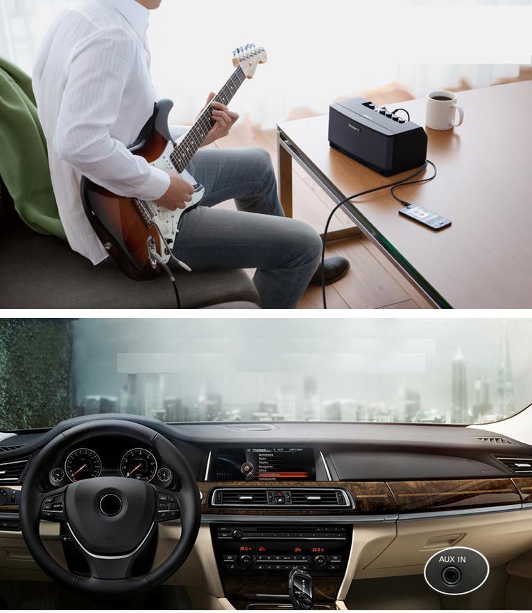 کابل استریو AUX حرفه ای برند Ugreen مدل AV125
