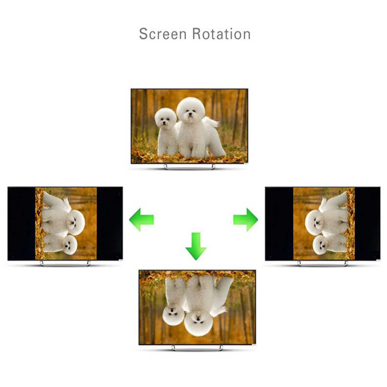 تبدیل 2 تصویر USB 3.0 به DVI / HDMI / VGA برند Ugreen