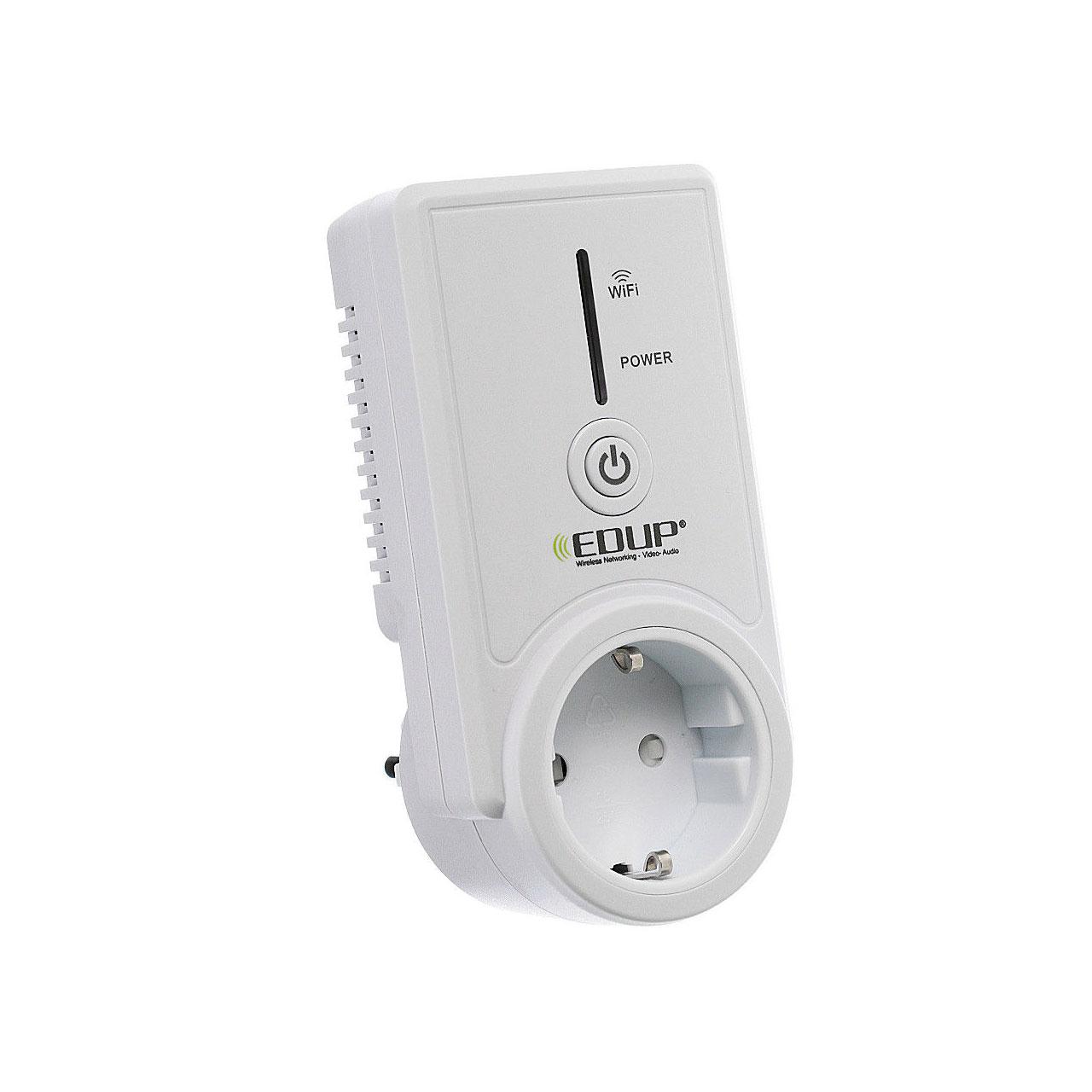 پریز برق هوشمند برند EDUP مدل EP-3703S