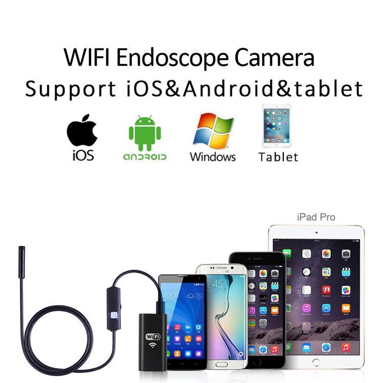 دوربین اندوسکوپی Wifi