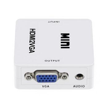 ZICO HDMI to VGA Converter