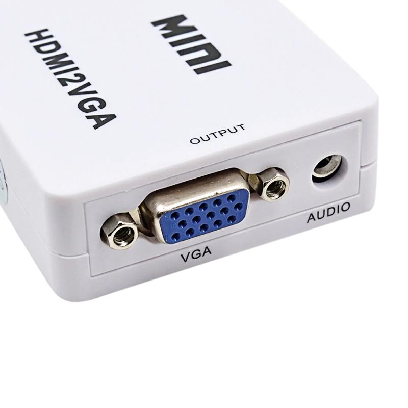 تبدیل HDMI به VGA - برند ZICO