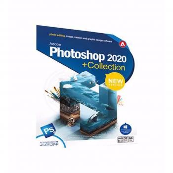 نرم افزار Adobe Photoshop 2020 + Collection