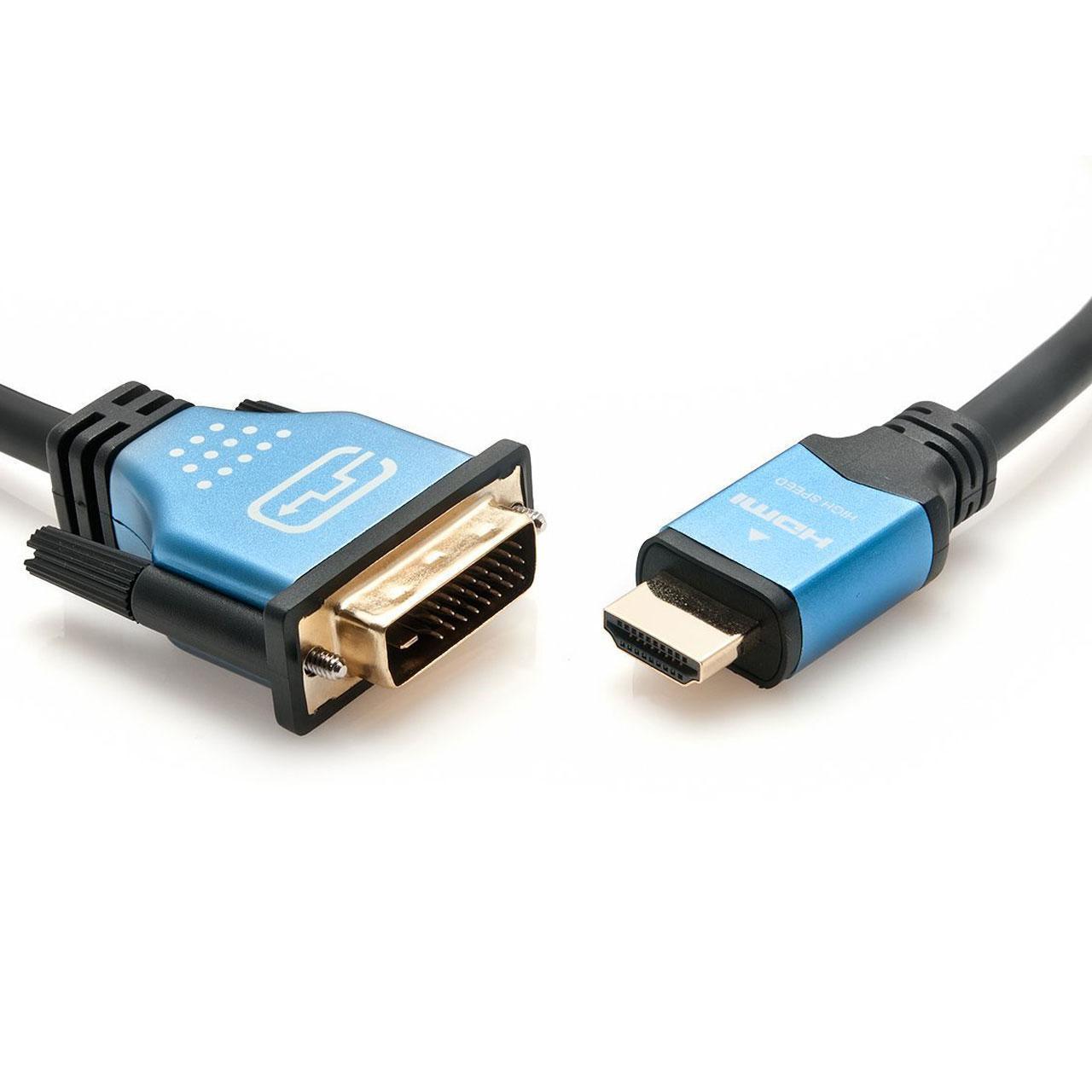 کابل تبدیل DVI به HDMI برند ZICO