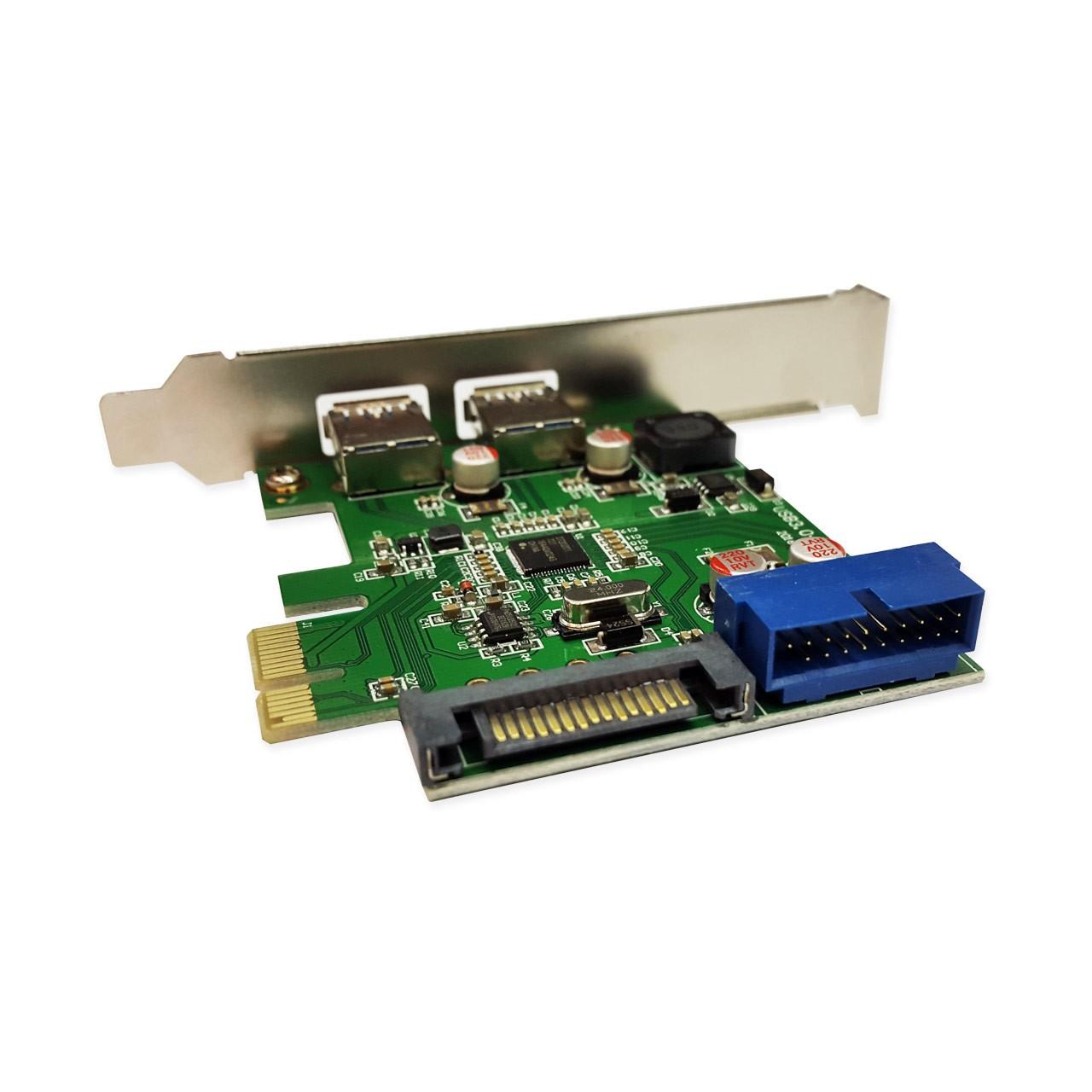 کارت PCI-e USB 3.0