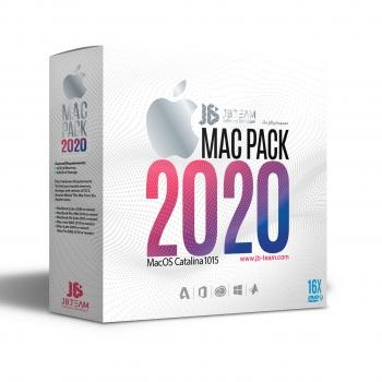 مجموعه نرم افزار JB Mac Pack 2020