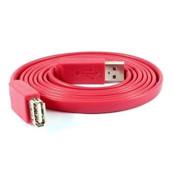 کابل 1.5 متری افزایش طول USB فلت
