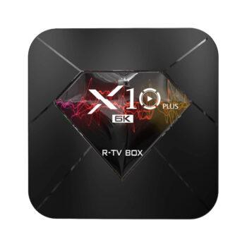 مینی کامپیوتر اندرویدX10 Plus 6K مدل 4/64